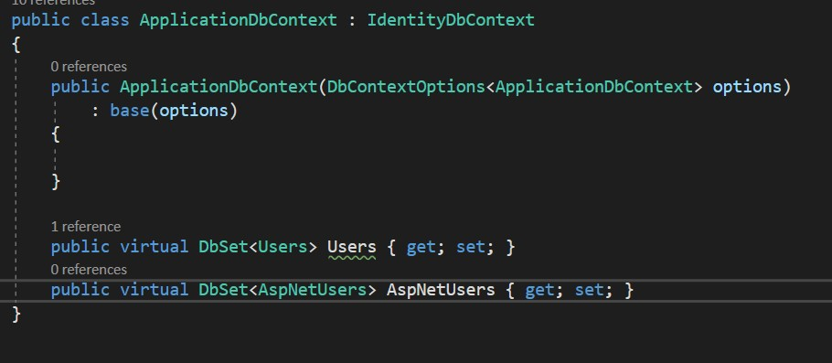 Generating custom login pages in asp.net core 3.1